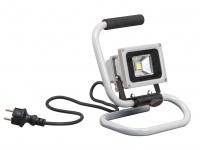 LED Flutlichtstrahler tragbar, 10W, 600 Lumen, IP65, 6000 Kelvin