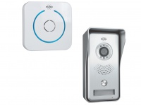 IP Video Türsprechanlage mit Funktürklingel, Wlan Klingelanlage Smartphone App