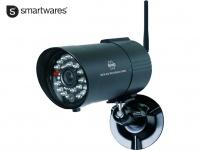 Drahtlose Außenkamera, 3, 6mm Objektiv, 5m Nachtsicht, 150m Reichweite
