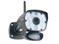 Zusatzkamera für ELRO Videoüberwachungssystem CZ60RIP, Handy Überwachungs App