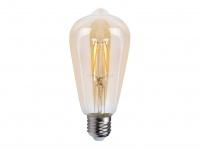 XQ-Lite Filament LED Leuchtmittel 4W warmweiß, E27, Energieklasse A+