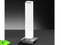 LED-Tischleuchte FORMA Acrylglas quaderförmig, Nachttischlampe Honsel-Leuchten