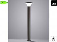 LED Außen-Standleuchte KONGO, anthrazit, inkl. 1x E27, 4 W, H.: 120cm