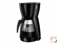 DESIGN Kaffeemaschine mit Glaskanne 10-12 Tassen Filterkaffee Kaffeeautomat NEU