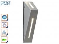 Up/Down Wandleuchte IMOLA IP44, 6 Watt HP-LEDs Außenwandleuchte