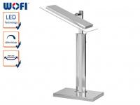LED Tischleuchte AVRIL, H. 40cm, dimmbar, Schreibtischleuchte Design Tischlampe