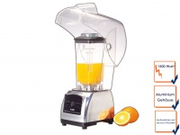 Gastro Standmixer 1500 Watt, Blender Profi Cocktail Mixer Barmixer Standmixer