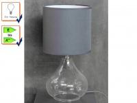Tischleuchten Tischlampen Nachttischleuchte Nachttischlampe VETRO Honsel