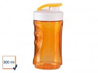 Ersatzflasche geruchsneutral 300ml Orange für Smoothie Maker Stand Mixer DO435