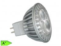 Niedervolt HP LED-Leuchtmittel 4W kaltweiß, GU5, 3, nicht dimmbar XQ-lite