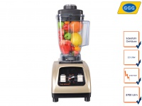 Gastro Standmixer 2100 Watt, Profi Blender Cocktail Bar Smoothie Mixer Maker