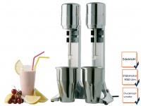 Gastro Doppel Mixer 9000 U/min, Bar Stand Küchen Mixer, Milch Eiweiß Shaker