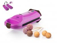 Schicker Cake Pop Maker für 12 x Kuchenlollies je Durchgang, 180° Drehbar