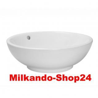 Design Keramik Aufsatzwaschbecken Waschbecken Waschtisch Waschschale Bad Kr 157