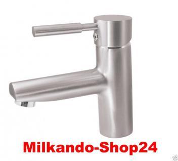 Design Einhandmischer Bad Badezimmer Wasserhahn Chrom Waschtisch Armatur BS1NS