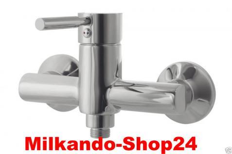 Design Wannenfüller Bad Badezimmer Wasserhahn Chrom Badewanne Armatur BSC04 - Vorschau 1