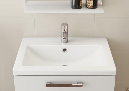 Design WAND HÄNGE Waschbecken  com 50 Für Wand Montage Möbelwaschbecken - Vorschau 5