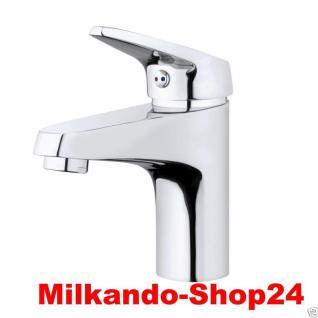Design Einhandmischer Bad Badezimmer Wasserhahn Chrom Waschtisch Armatur TRI01