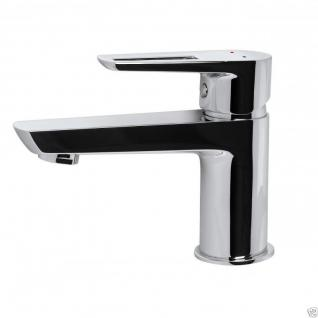 Design Waschbecken-/Waschtisch-Armatur Einhebelmischer Mischbatterie WC/Bad G01