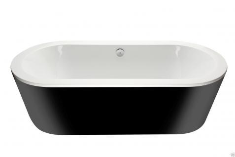 Design Badewanne design badewanne freistehend standbadewanne 180 x 80cm kaufen bei