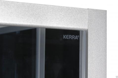 DUSCHTEMPEL FERTIGDUSCHE DUSCHKABINE ECHT GLAS KOMPLETT DUSCHE Wanne 90 X 90 cm - Vorschau 4