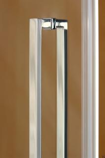 Luxus Echtglas Duschabtrennung Duschkabine Dusche Acryl Duschwanne Siesta Ok - Vorschau 5