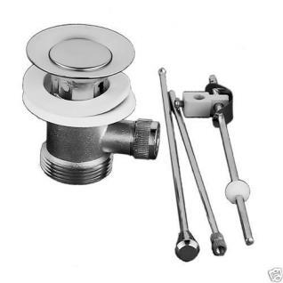 Design Einhandmischer Bad Badezimmer Wasserhahn Chrom Waschtisch Armatur BS1NS - Vorschau 3