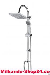 Regendusche Duschset Duschpaneel Duschsäule Duschsystem Kopfbrause D30