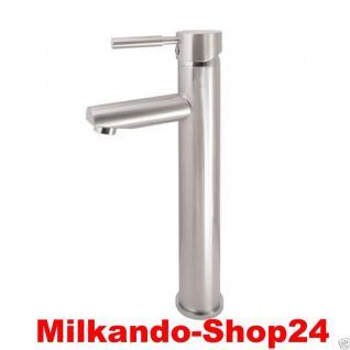 Design Einhandmischer Bad Badezimmer Wasserhahn Chrom Waschtisch Armatur BS8NS