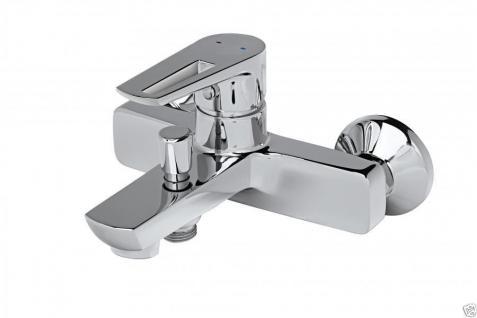 Design Wannenfüller Bad Badezimmer Wasserhahn Chrom Badewanne Armatur G03