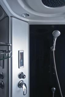 Duschtempel Fertigdusche Duschkabine Echt Glas Komplett Dusche Wanne 91 X 91 ! - Vorschau 3