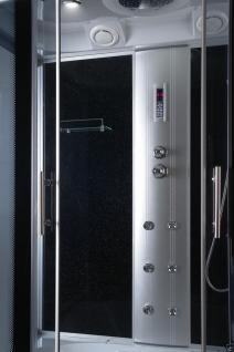 duschtempel fertigdusche duschkabine echt glas komplett dusche wanne 150cm maxi kaufen bei. Black Bedroom Furniture Sets. Home Design Ideas