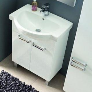 waschbecken g ste wc wb unterschrank waschtisch badm bel. Black Bedroom Furniture Sets. Home Design Ideas