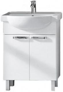 waschbecken g ste wc wb unterschrank waschtisch badm bel hochglanz badezimmer kaufen bei. Black Bedroom Furniture Sets. Home Design Ideas
