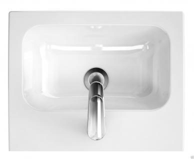 Design WAND HÄNGE Waschbecken  com 50 Für Wand Montage Möbelwaschbecken - Vorschau 3
