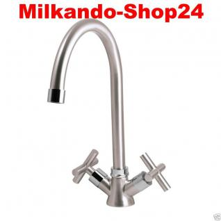 Edle Zwei hand Küchen Spültisch Küchenarmatur Spültischarmatur Armatur CA5