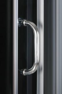 Duschtempel Fertigdusche Duschkabine GLAS Komplett DUSCHE Wanne 80 x 80cm - Vorschau 3
