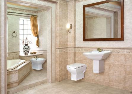 Design WAND HÄNGE-WC KERAMIK Keramik Wc Retro Classic Toilette ...