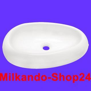 Design Keramik Aufsatzwaschbecken Waschbecken Waschtisch Waschschale Bad Kr 70