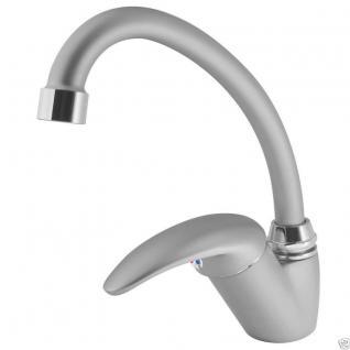 Edle Einhand Küchen Spültisch Küchenarmatur Spültischarmatur Armatur AS6005 - Vorschau 3