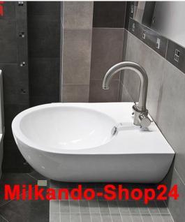Design Keramik Aufsatzwaschbecken Waschbecken Waschtisch WASCHPLATZ  Bad X18