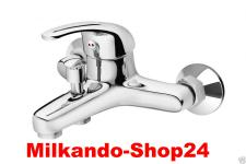 Design Wannenfüller Bad Badezimmer Wasserhahn Chrom Badewanne Armatur DO3