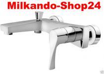 Design Wannenfüller Bad Badezimmer Wasserhahn Chrom Badewanne Armatur SE3