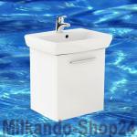 Waschplatz mit Waschbecken Gäste WC WB-Unterschrank Waschtisch Badmöbel Kollo 50