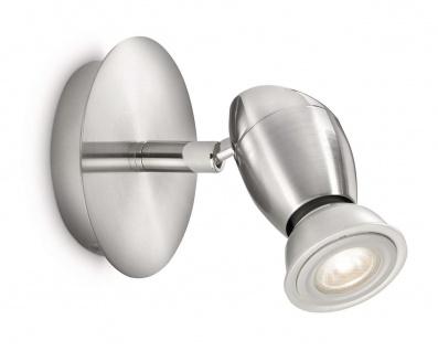 Philips LED Spot Chestnut Strahler Wandleuchte Wandspot 55690-17-16
