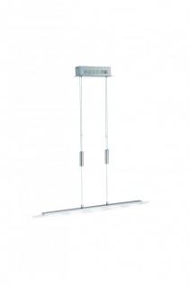 Hänge-/Pendelleuchte 5x LED je 4, 2W/230V Höhenverstellbar Metall Acrylglas 100cm