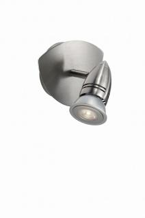 Wandleuchte LED Myrtus Spot Strahler Aufbauspot 1 flg. Wandstrahler 54650-17-10