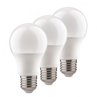 Paulmann LED Lampe 3er Set Glühbirne E27 Leuchtmittel 6, 5W