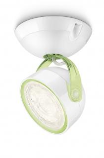 Philips myLiving Dyna Spot Wandleuchte Strahler Wandspot LED Grün