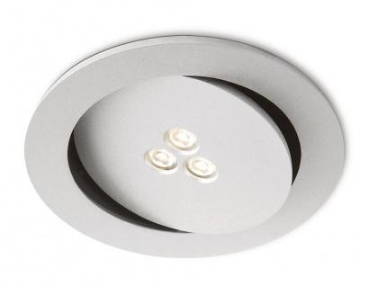 Philips Ledino Einbauspot Power LED Alu Strahler Modern